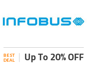 Infobus Coupon Code & Offers