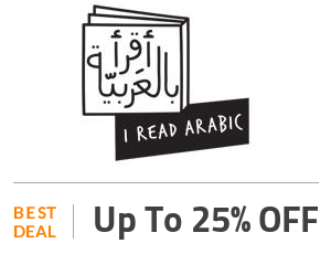 Ireadarabic Coupon Code & Offers