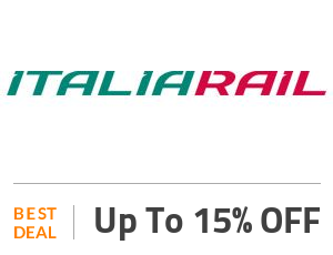 Italiarail Coupon Code & Offers