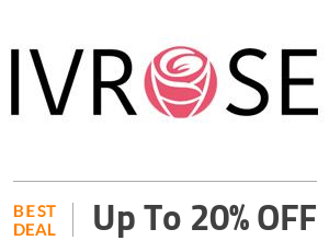 Ivrose Coupon Code & Offers