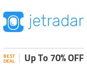JetRadar Coupon Code & Offers