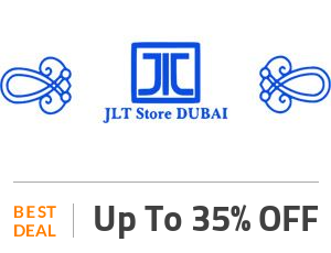 JLT Store Deal: Clearance Sale: Up to 35% Discount On Sitewide Products Off