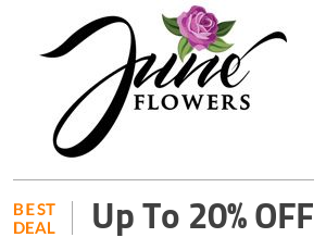 June Flowers Coupon Code & Offers