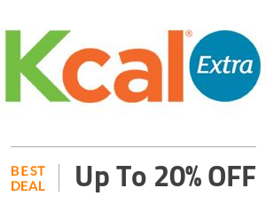 Kcal Extra Coupon Code & Offers
