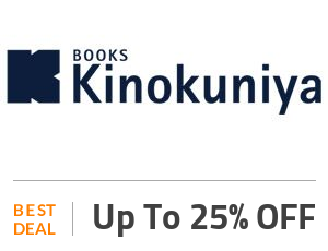 kinokuniya Coupon Code & Offers