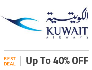 Kuwait Airways Coupon Code & Offers
