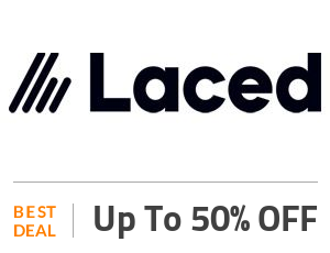 laced Coupon Code & Offers