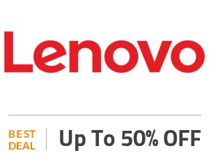Lenovo Coupon Code & Offers