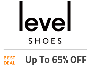 Level Shoes Coupon Code & Offers
