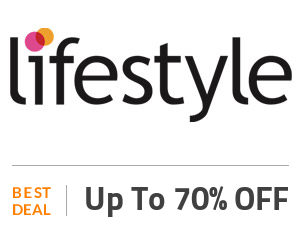 Lifestyle Shops Coupon Code & Offers