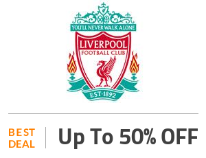 Liverpool Coupon Code & Offers
