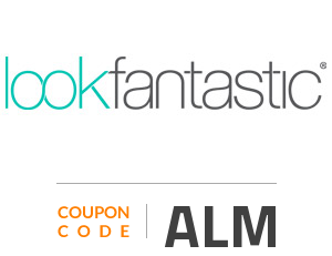 Look Fantastic Coupon Code: ALM