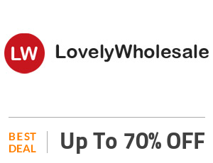 Lovely Wholesale Coupon Code & Offers