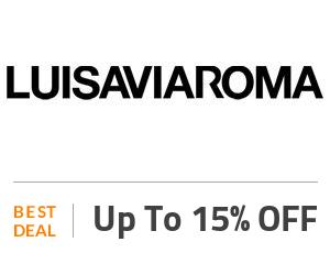 Luisaviarom Coupon Code & Offers