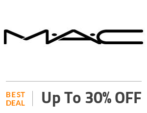 MAC Coupon Code & Offers