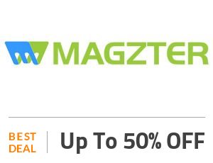 MAGZTER Coupon Code & Offers