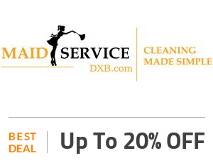 Maid Service Coupon Code & Offers