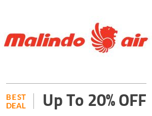 Malindo Air Coupon Code & Offers