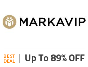 MarkaVIP Coupon Code & Offers
