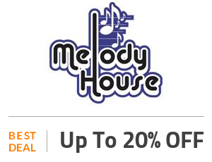 Melody House Coupon Code & Offers