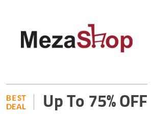 Mezashop Coupon Code & Offers