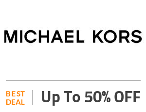 Michael kors Coupon Code & Offers