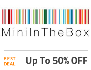 MiniInTheBox Coupon Code & Offers