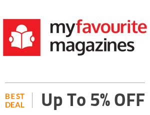 My Favourite Magazines Coupon Code & Offers