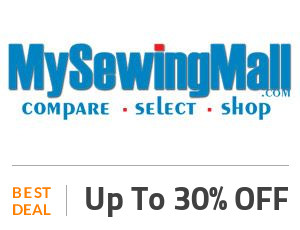 My Sewing Mall Coupon Code & Offers
