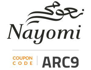 Nayomi Coupon Code: ARC9