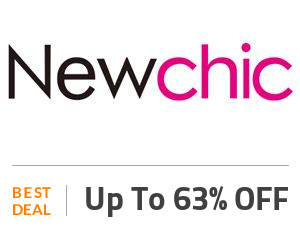 Newchic Deal: UP to 63% OFF from newchic.com Off