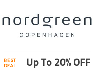 Nordgreen Coupon Code & Offers