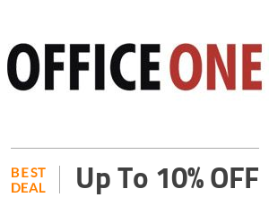 Office One Coupon Code & Offers