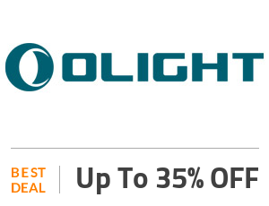 Olightstore Coupon Code & Offers