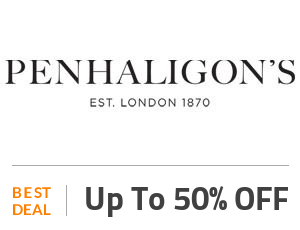 Penhaligon's Deal: Enjoy Up to 50% & Additional 10% OFF On Gift Sets Off