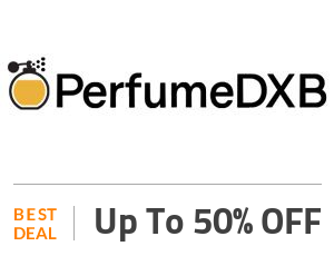 Perfume DXB Coupon Code & Offers