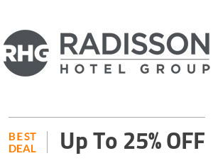 Radisson Hotel Coupon Code & Offers
