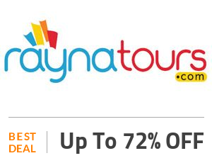Raynatours Coupon Code & Offers