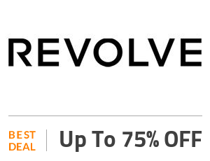 REVOLVE Coupon Code & Offers
