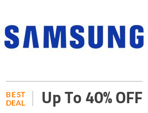 Samsung Coupon Code & Offers