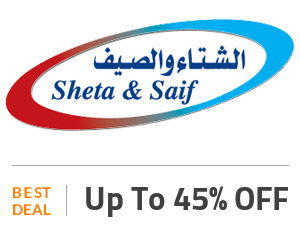 Sheta and Saif Coupon Code & Offers