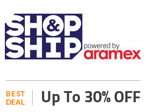 Shop and Ship Coupon Code & Offers