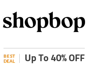 Shopbop Coupon Code & Offers