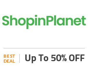 Shopin Planet Coupon Code & Offers