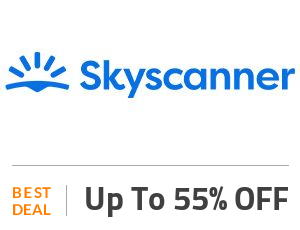 Skyscanner Coupon Code & Offers