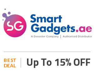 Smart Gadgets Coupon Code & Offers