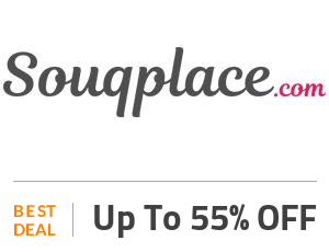 Souqplace Coupon Code & Offers