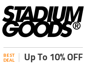 Stadium Goods Coupon Code & Offers