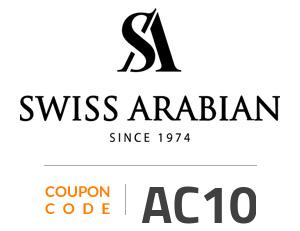Swiss Arabian Coupon Code & Offers