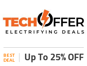 Tech Offer Coupon Code & Offers